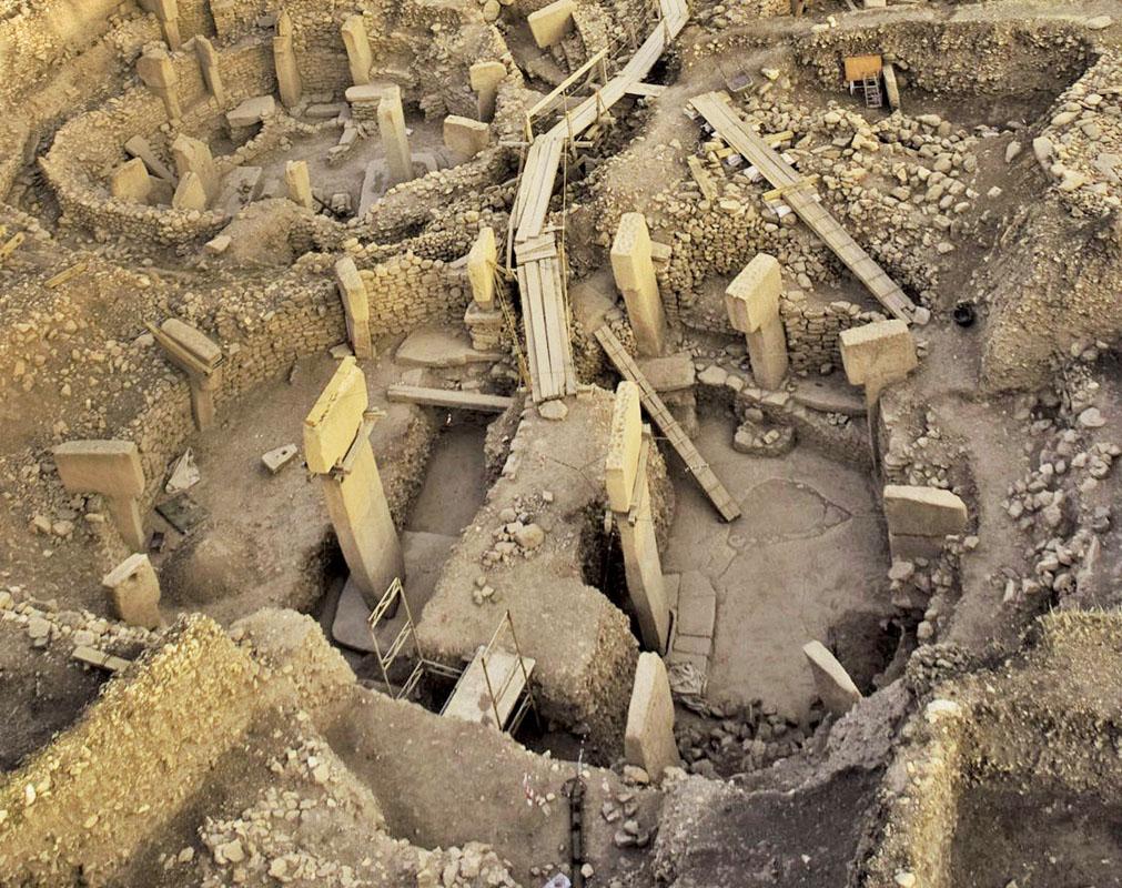 Khu di tích vĩ đại ở Göbekli Tepe