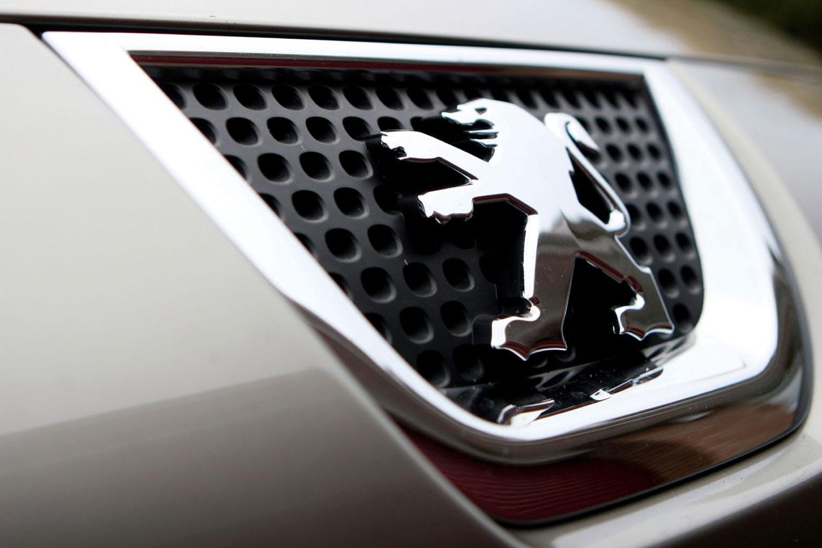 Sư tử Peugeot