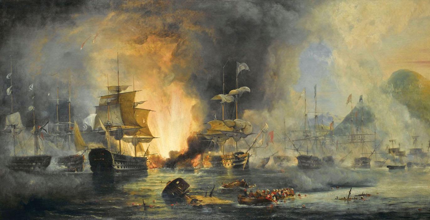 Trận hải chiến Navarino (1827)